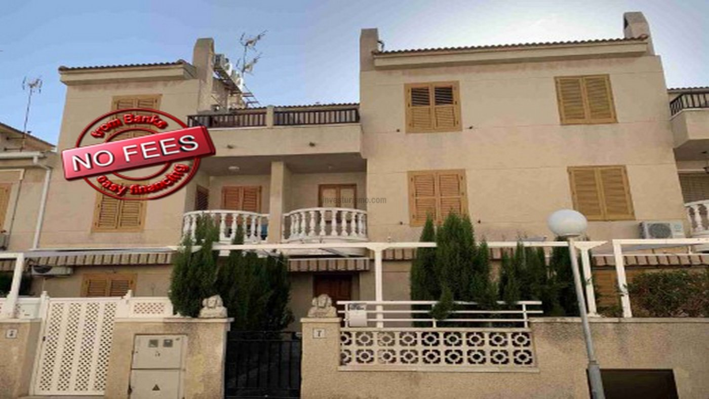 Property at the best price in Santa Pola. 4 bedrooms, from 117m2.