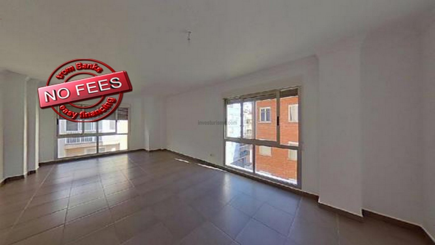 Property with a spacious living room for sale