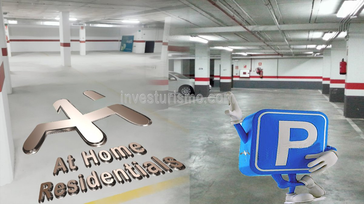 PARKING LOTS AND STORAGE ROOMS