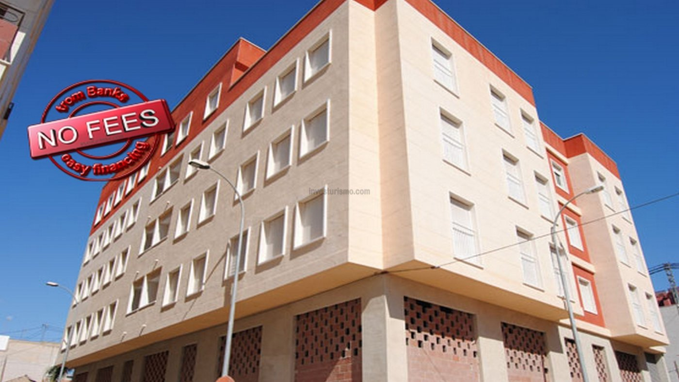 Flat for sale in Albatera