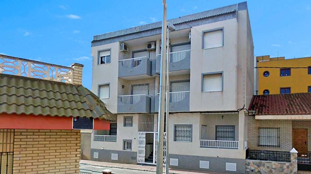 Apartment a few meters from the beach in Los Alcazares