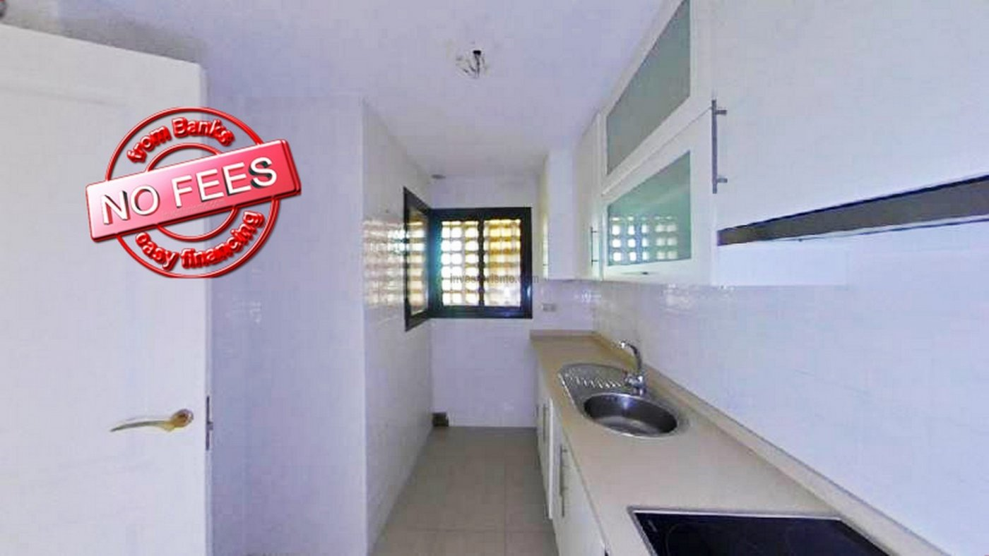78 m² flat with attached garage and storage room, 3 bedrooms, 1 bathroom