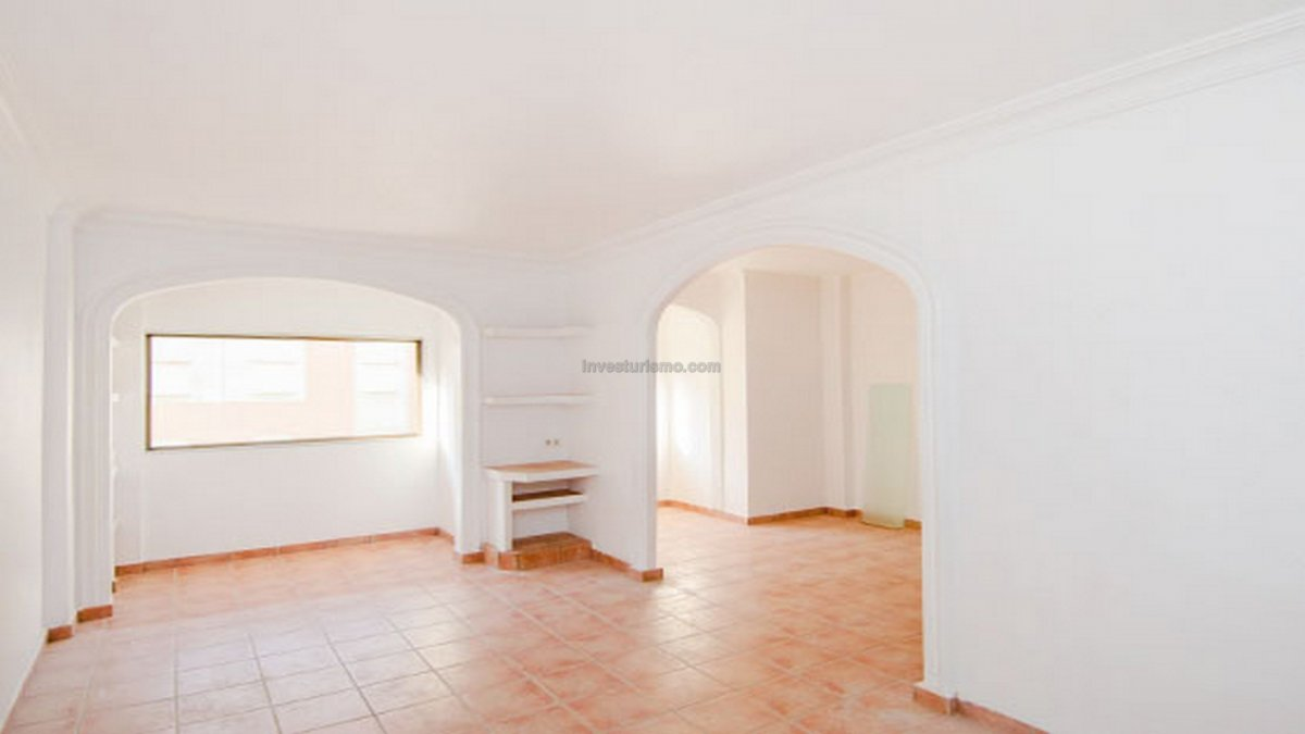 Apartment at 700 mt. from the seaport in Denia