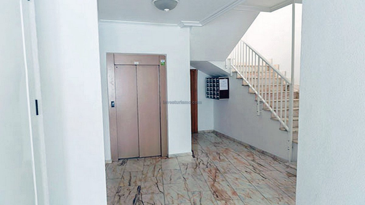 Apartment a few meters from the beach in Torrevieja