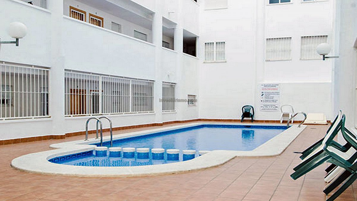 Beautiful apartment with balcony in Torrevieja