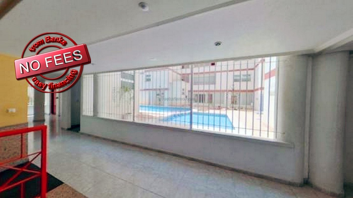Beautiful studio with terrace in the heart of Torrevieja