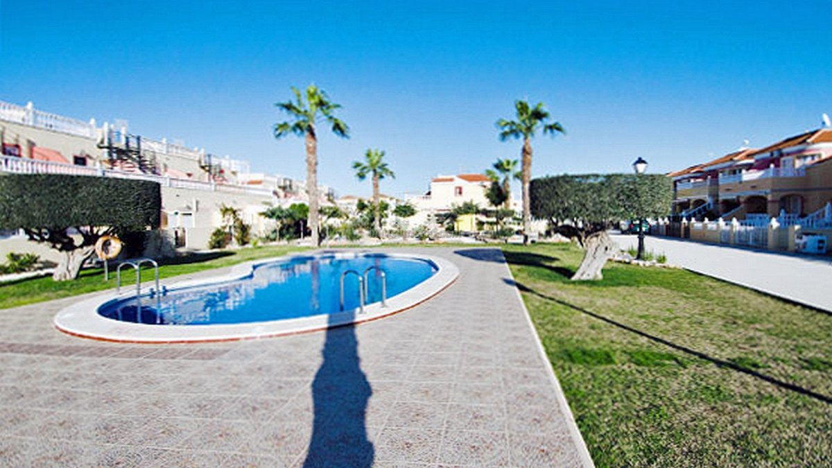 """Amazing brand new townhouses """"Los Crispin"""" in Algorfa"""