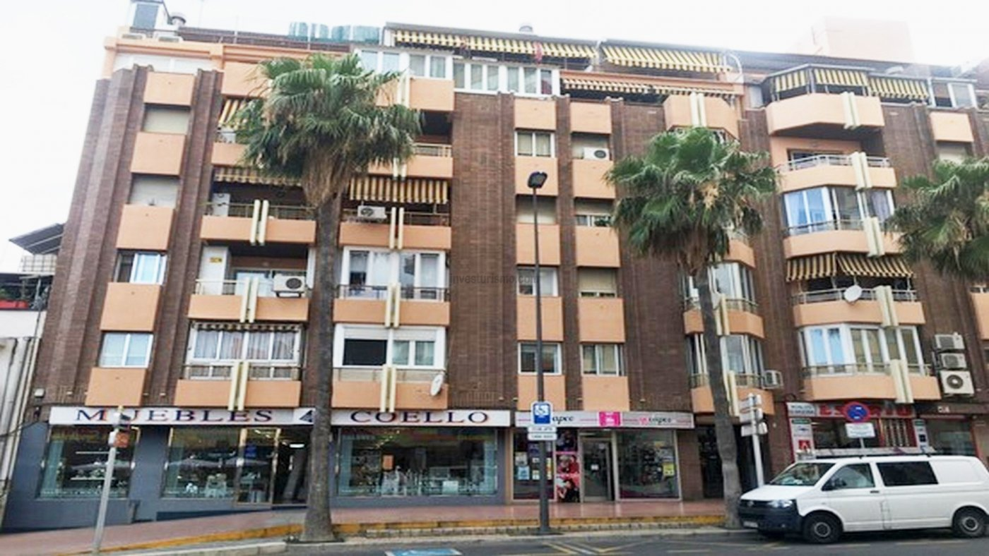 Apartment 800 mt from the beach in Benidorm