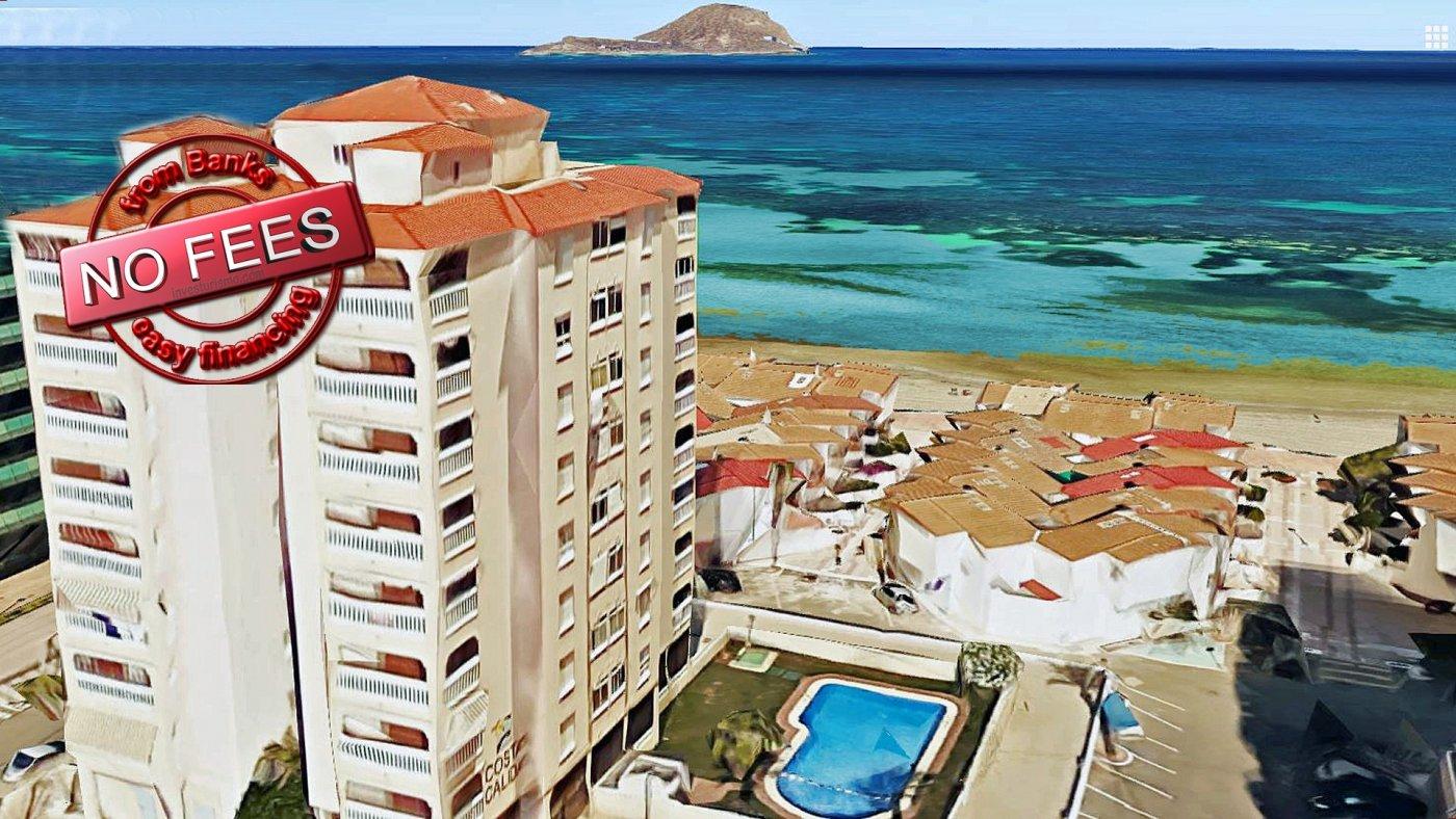 Apartment between 2 seas in La Manga del Mar Menor