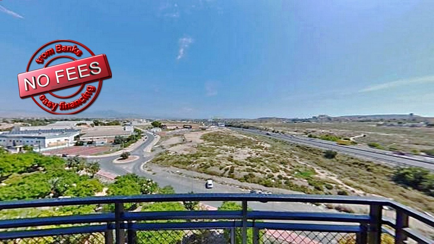 "Apartment ""SANTA. ISABEL ""near the University of Alicante in San Vicente del Raspeig"