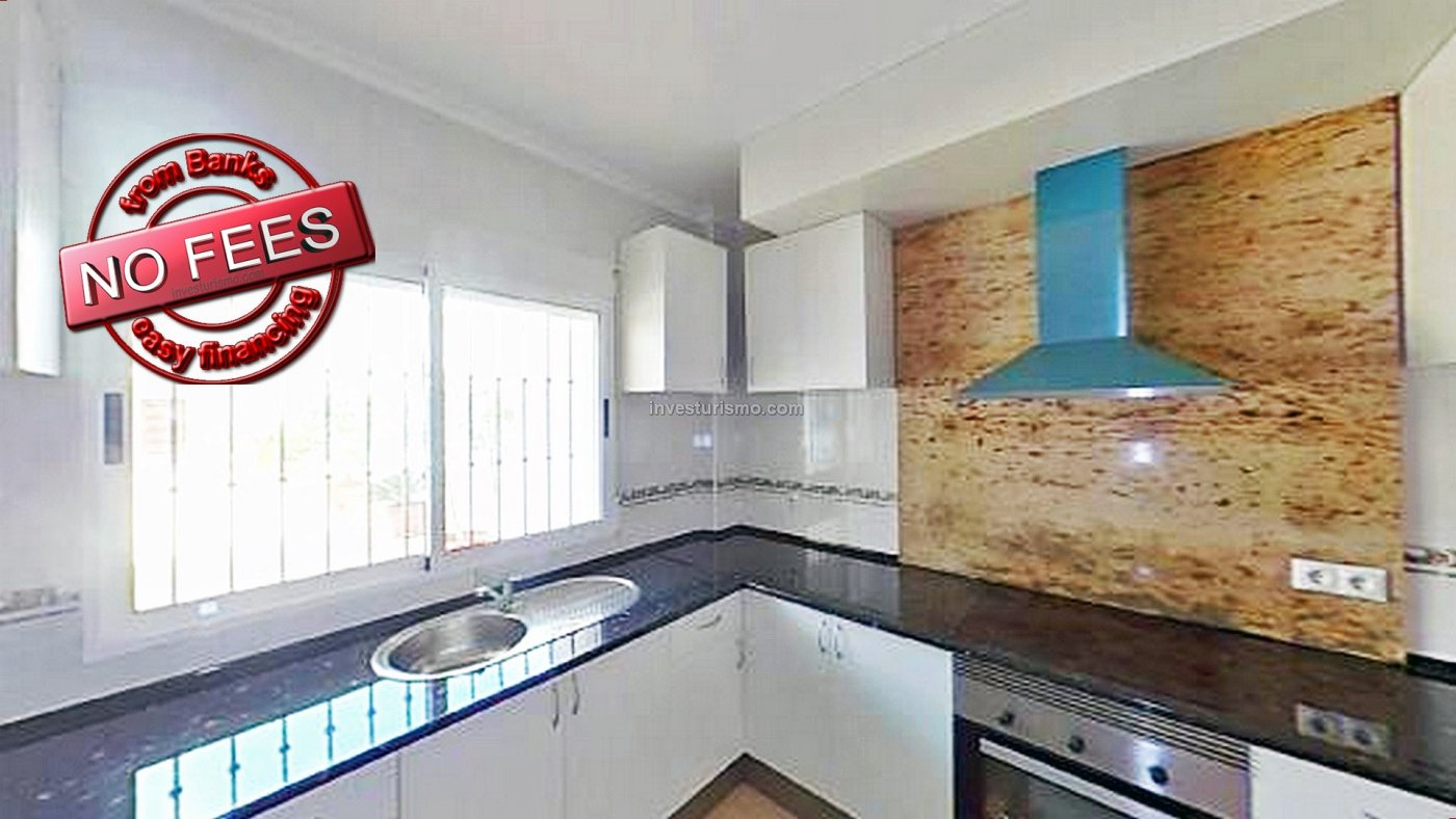Duplex apartment with 2 terraces in San Javier