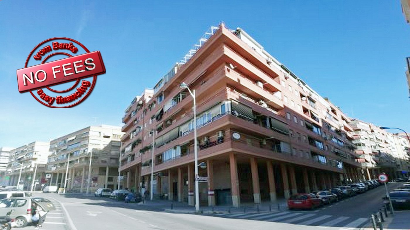 Apartment 600 mt from the beach in Benidorm