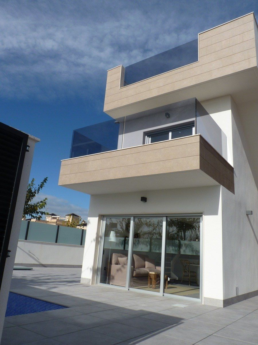New Private Residential with Independent Villas in Torre de la Horadada