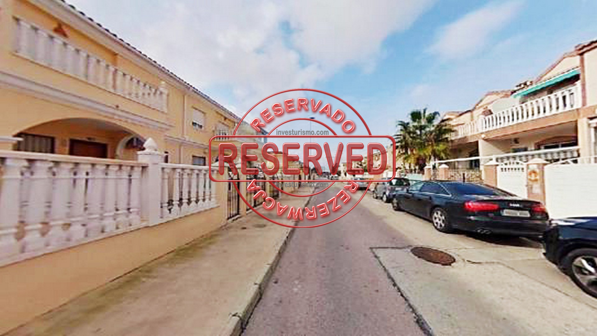 Apartment for sale with garden Torrevieja