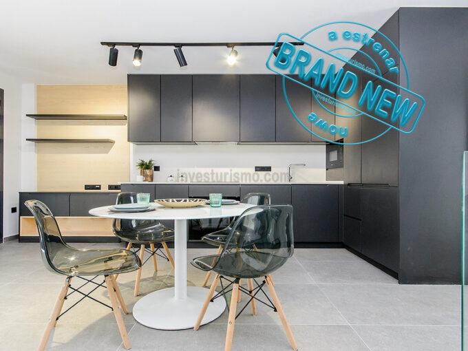 Brand new 3 bedrooms bungalow in Guardamar