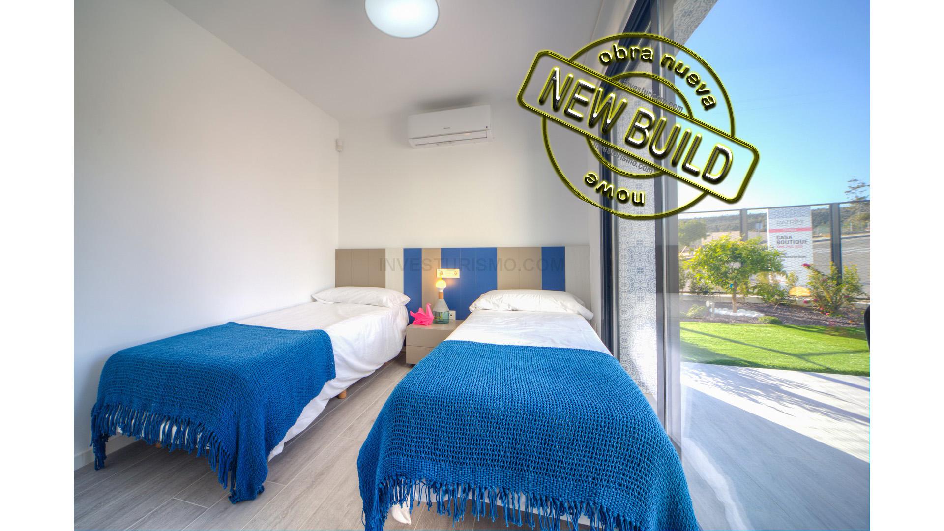 New Build villa 3 bedrooms in Orihuela Costa