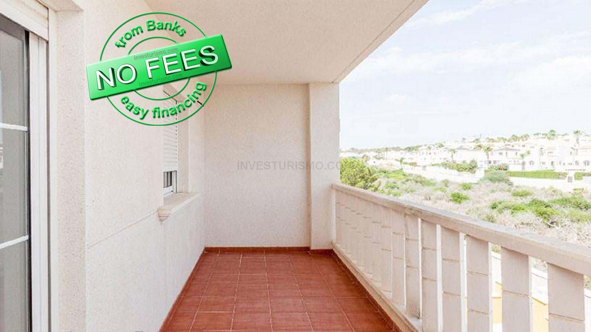 Apartment 2 bedrooms 1 bathroom in Orihuela Costa