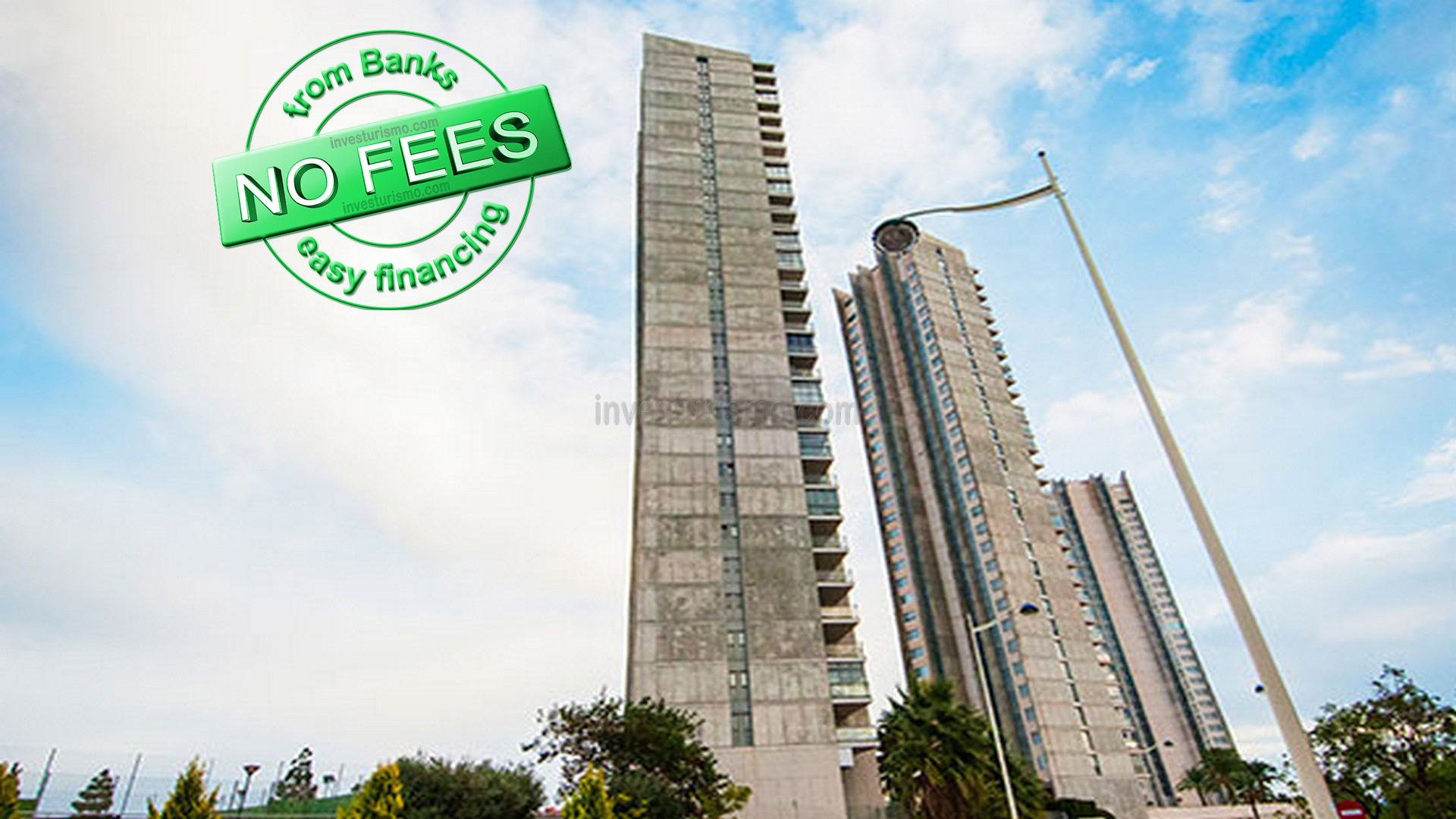 Fantastic apartment situated in the Torre Pinar area in Benidorm