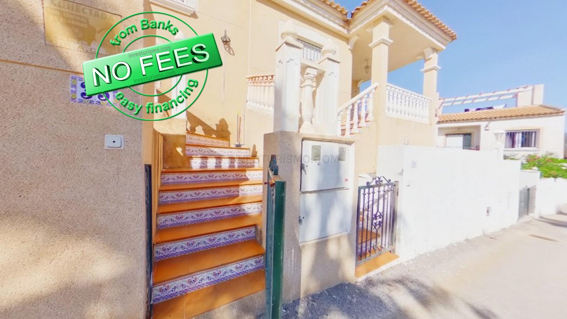 Fantastic villa in orihuela costa near the beach