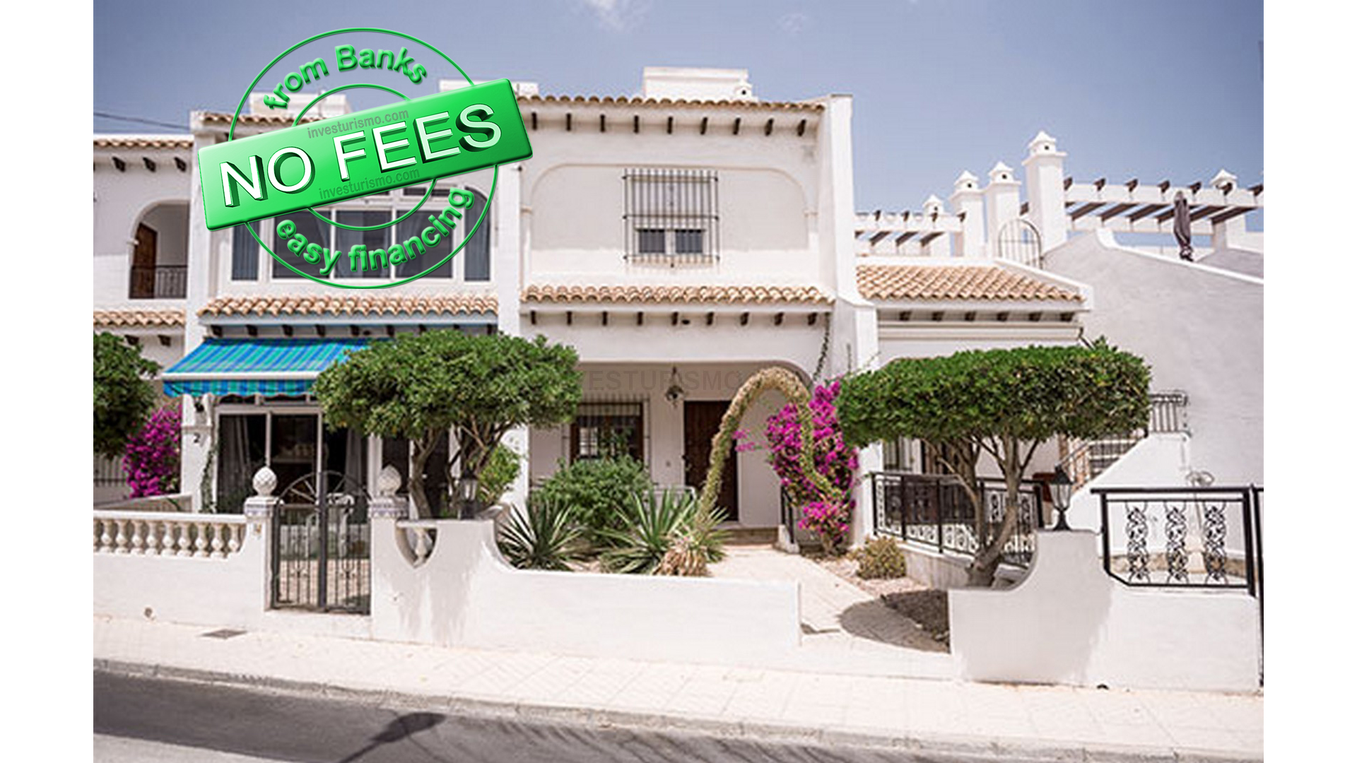 Townhouse 2 bedrooms 2 bathrooms in Orihuela