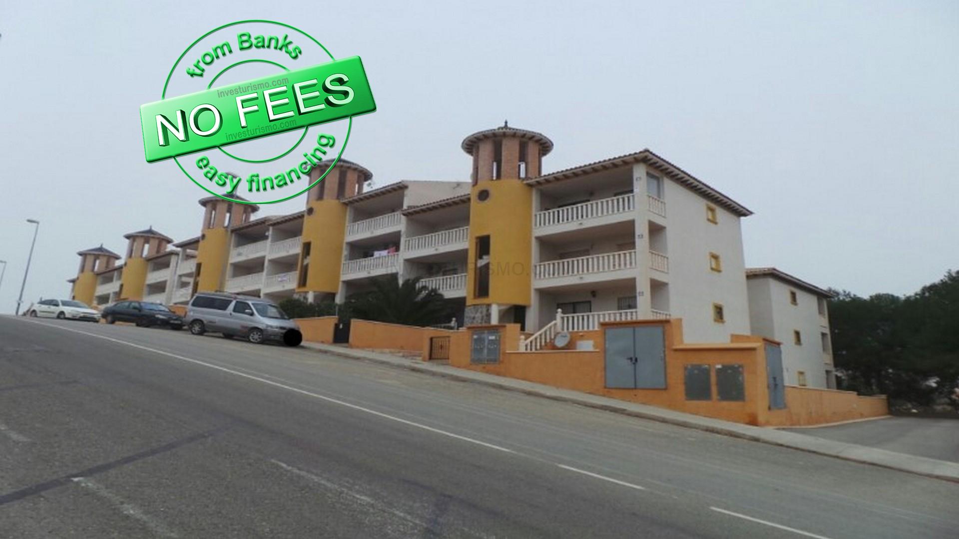 Apartment 2 bedrooms and 1 bathroom in Orihuela costa