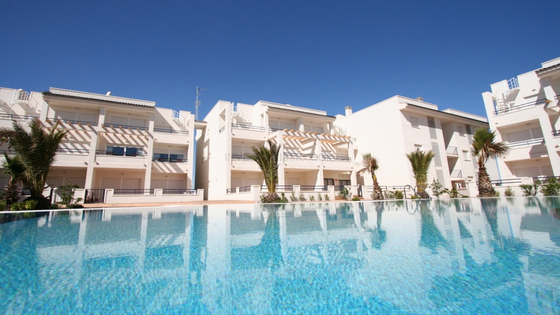 New build apartments 3 bedrooms in Torrevieja