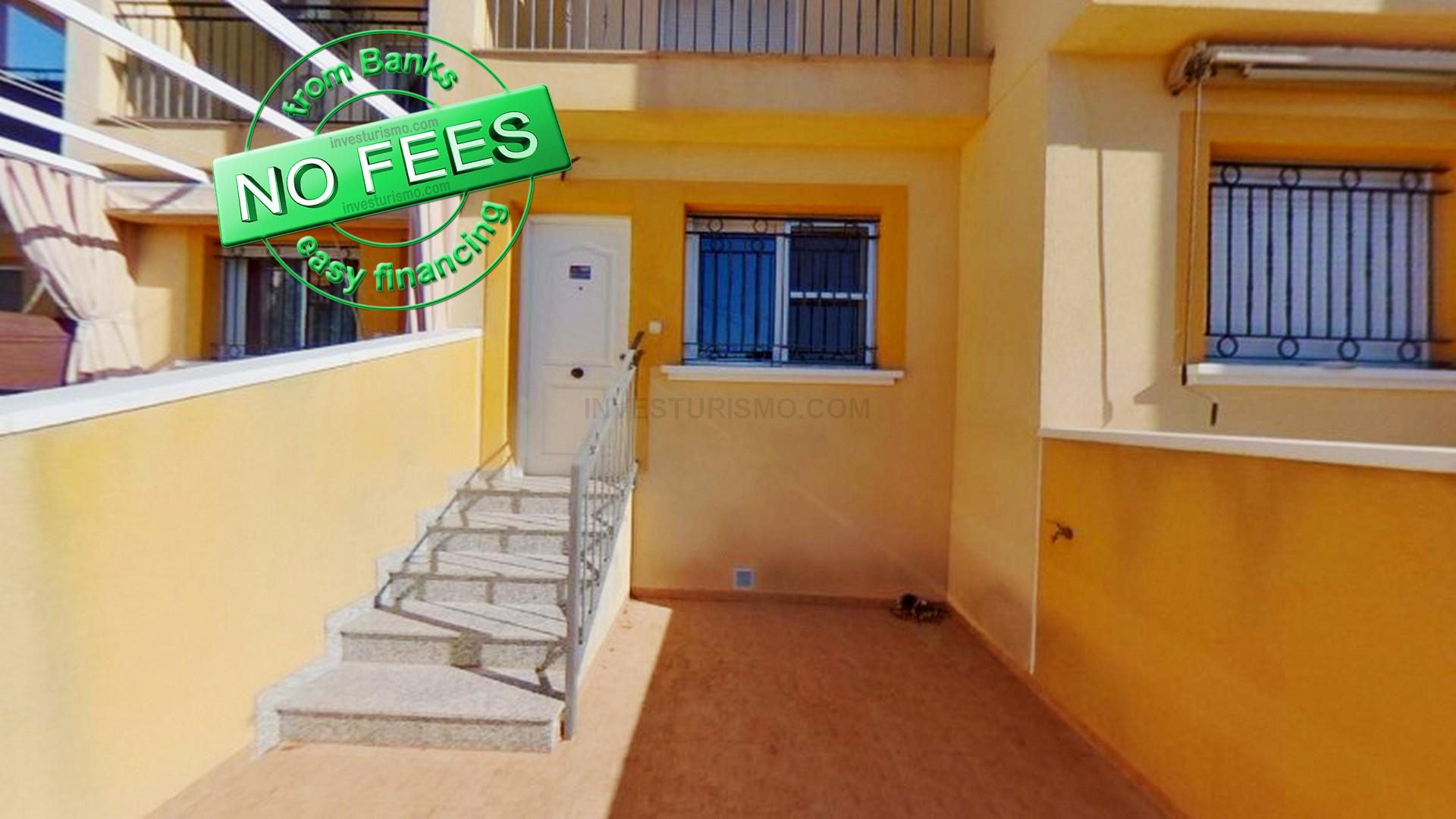 Townhouse 1 bedroom 1 bathroom in Pilar de la horadada