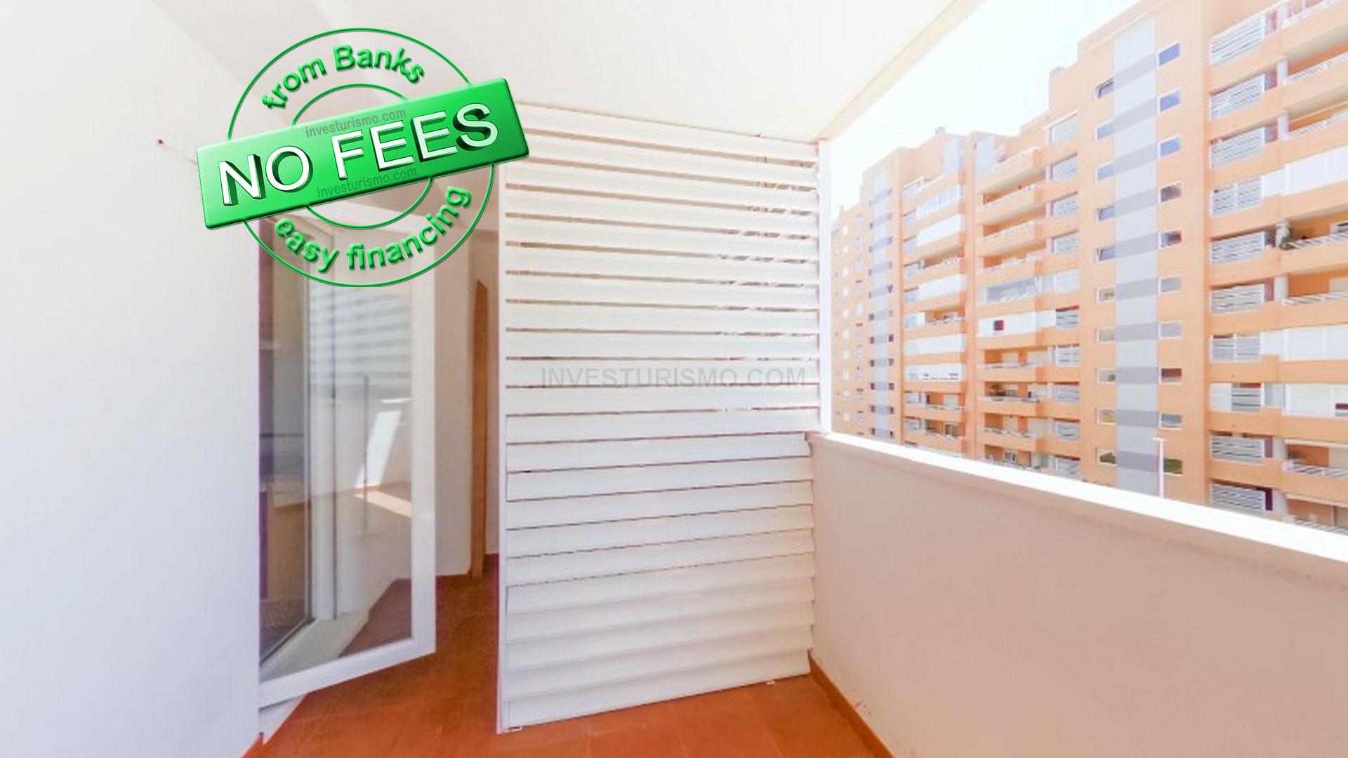 Apartment 1 bedroom 1 bathroom in Villajoyosa
