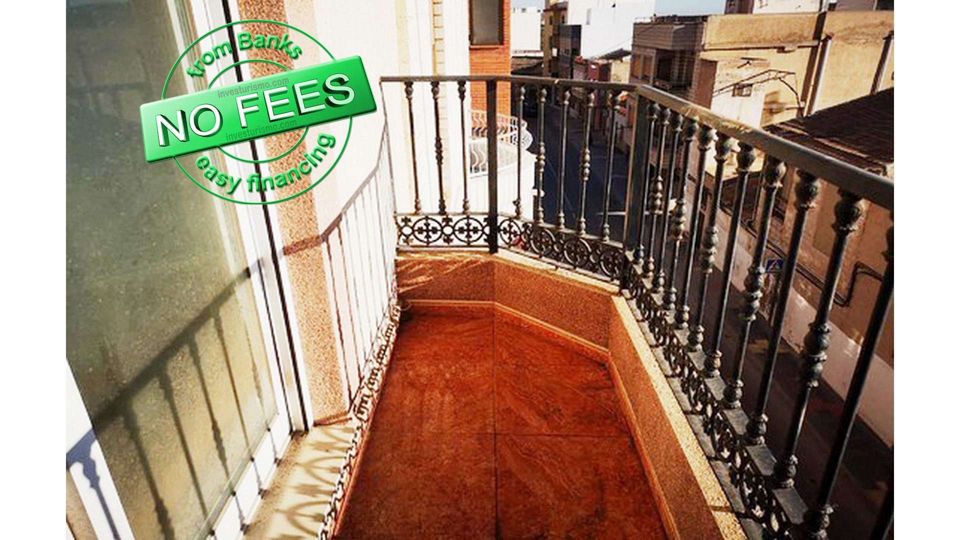 Apartment 2 Bedrooms 1 Bathroom in Callosa de Segura