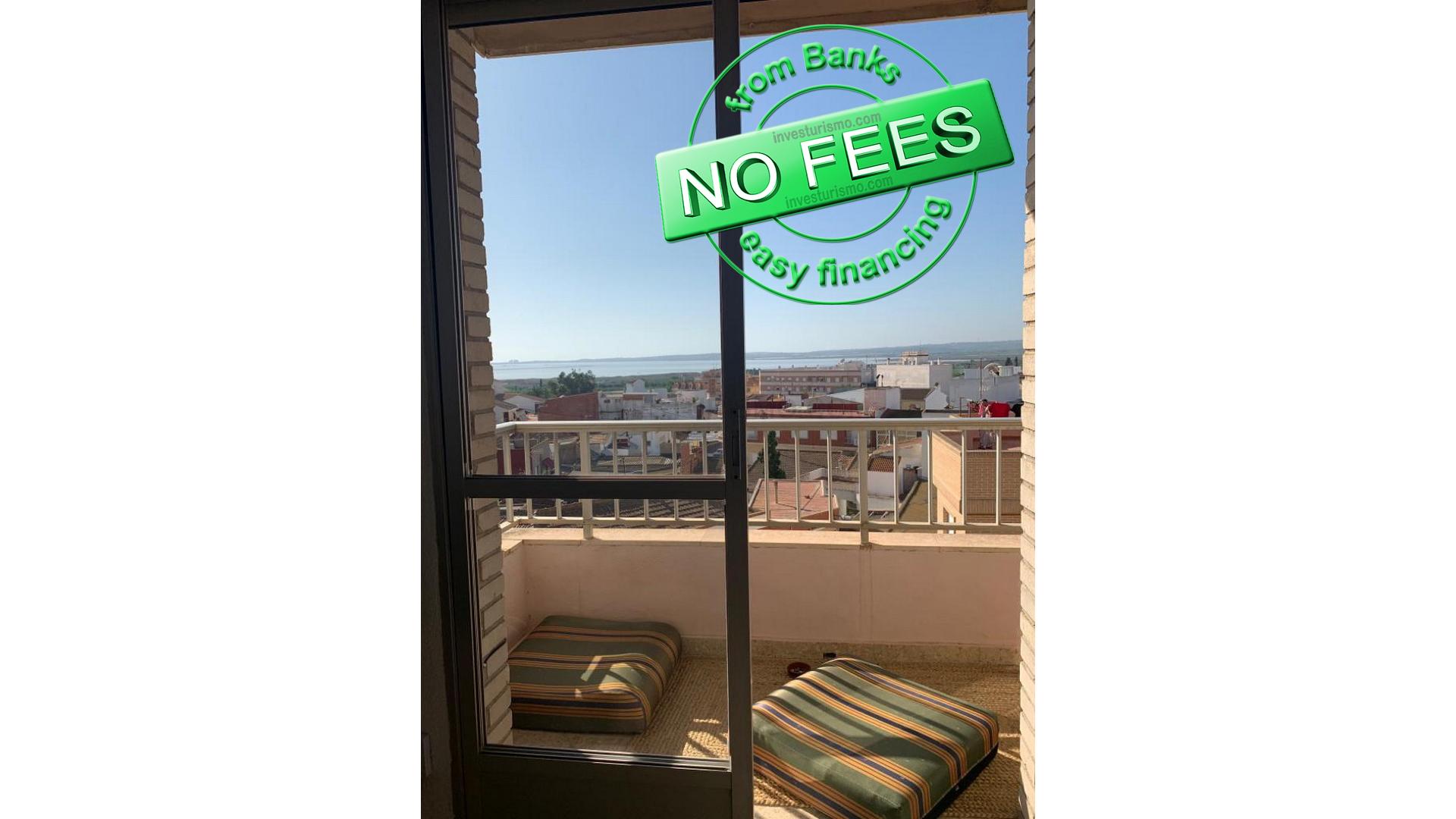 Apartment 4 bedrooms 2 bathrooms in Los Montesinos area