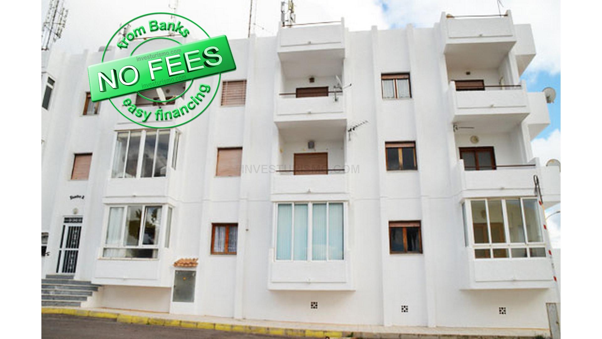 Apartment 1 bedroom 1 bathroom in Rojales-Ciudad Quesada