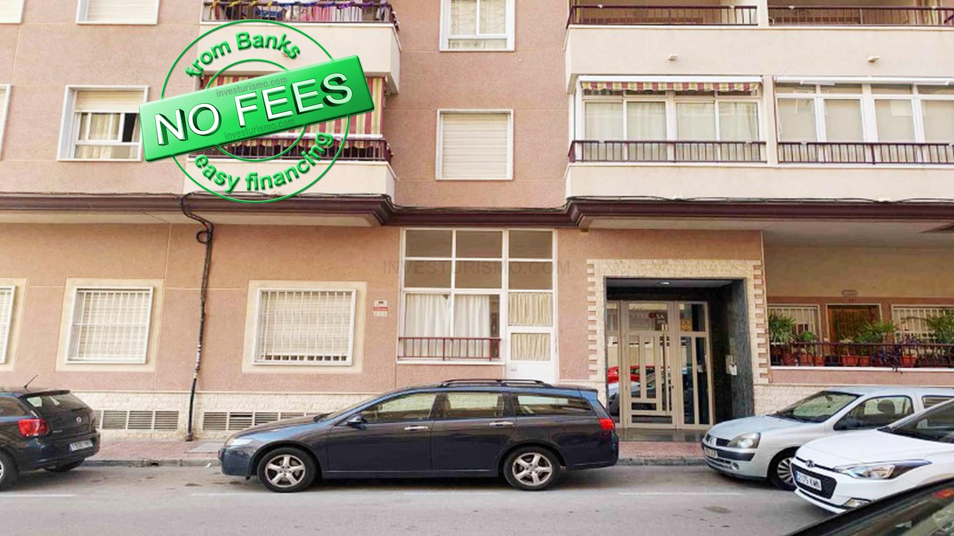 Apartment 3 bedrooms 2 bathrooms in Torrevieja