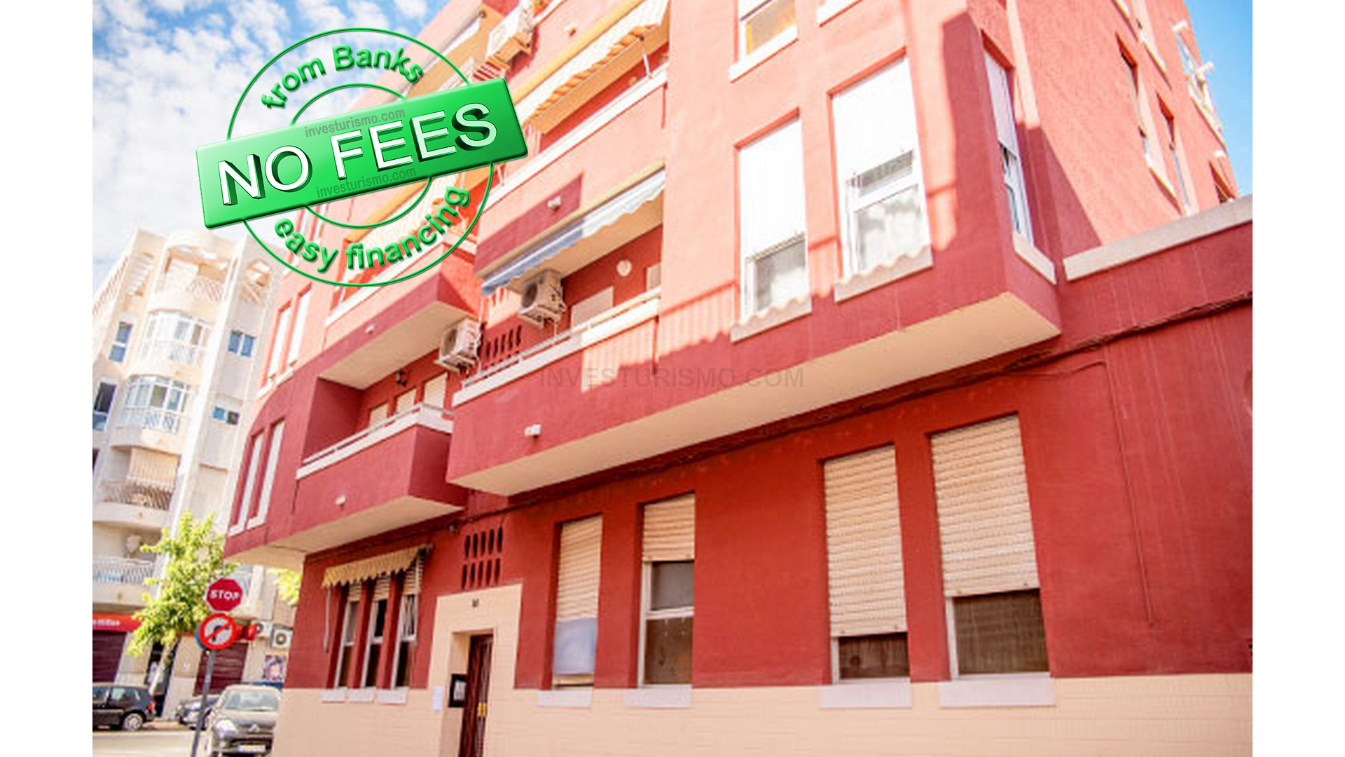 Apartment 2 bedrooms 1 bathroom in Torrevieja