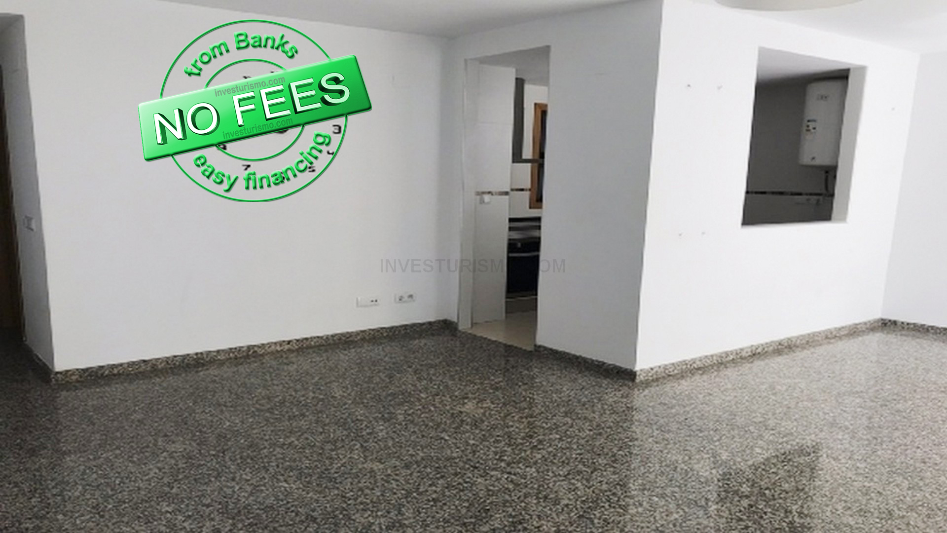Apartments 2 bedrooms 1 bathroom in Altea