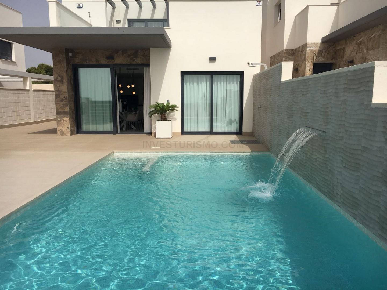 New build Villas 2-3 bedrooms in Orihuela Costa