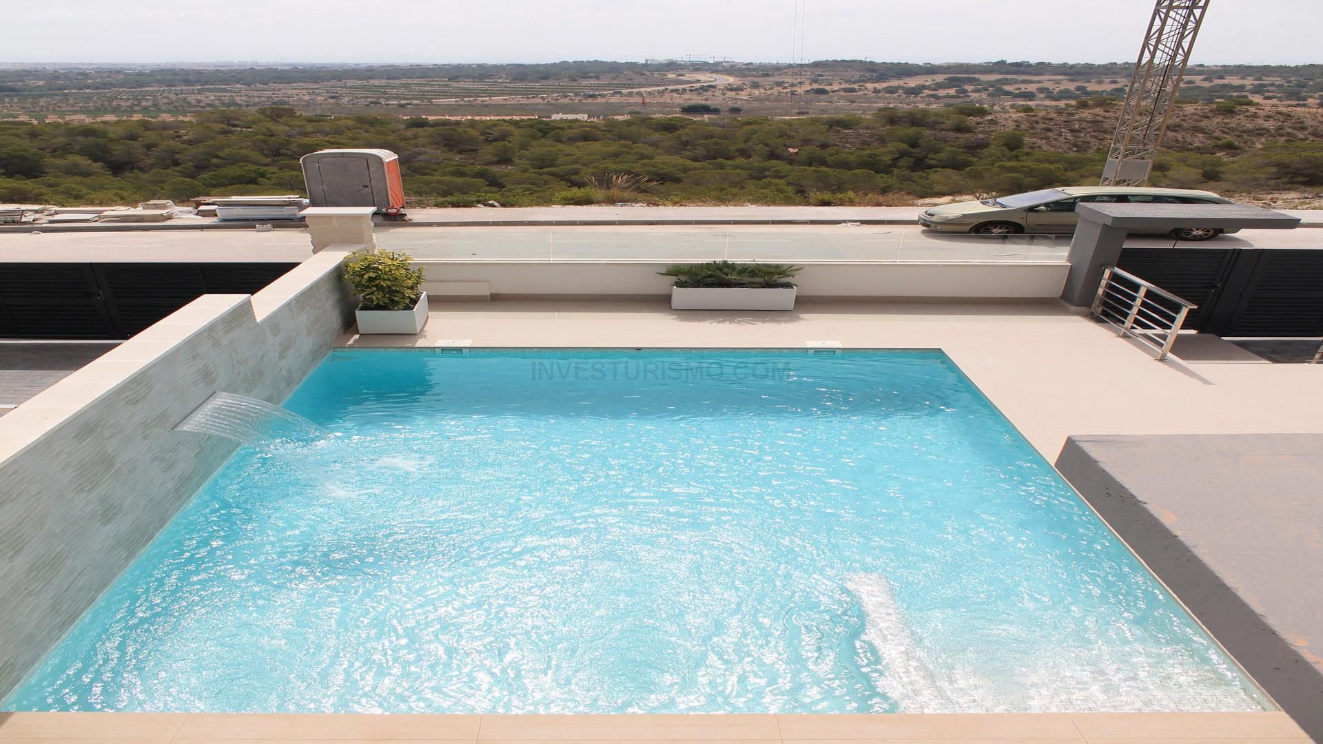 New Build 3 Bedrooms in San Miguel de las salinas