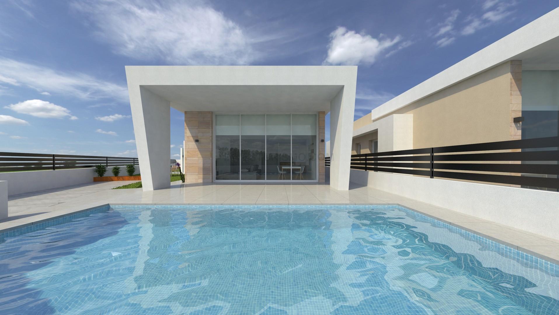 New Build Villa 3 bedrooms 3 Bathrooms in Los Balcones