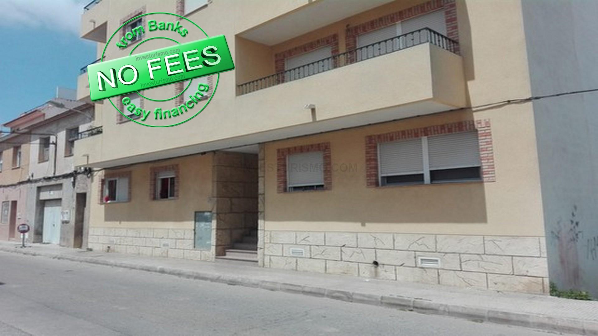 Apartment 3 bedrooms 2 bathrooms in Almoradi