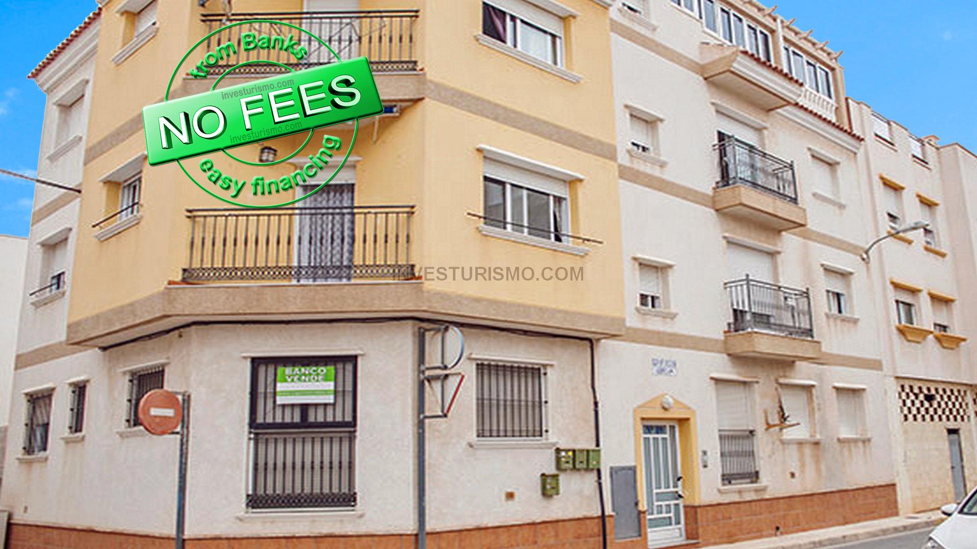 Apartment 2 bedrooms 1 bathroom in Pilar de la Horadada