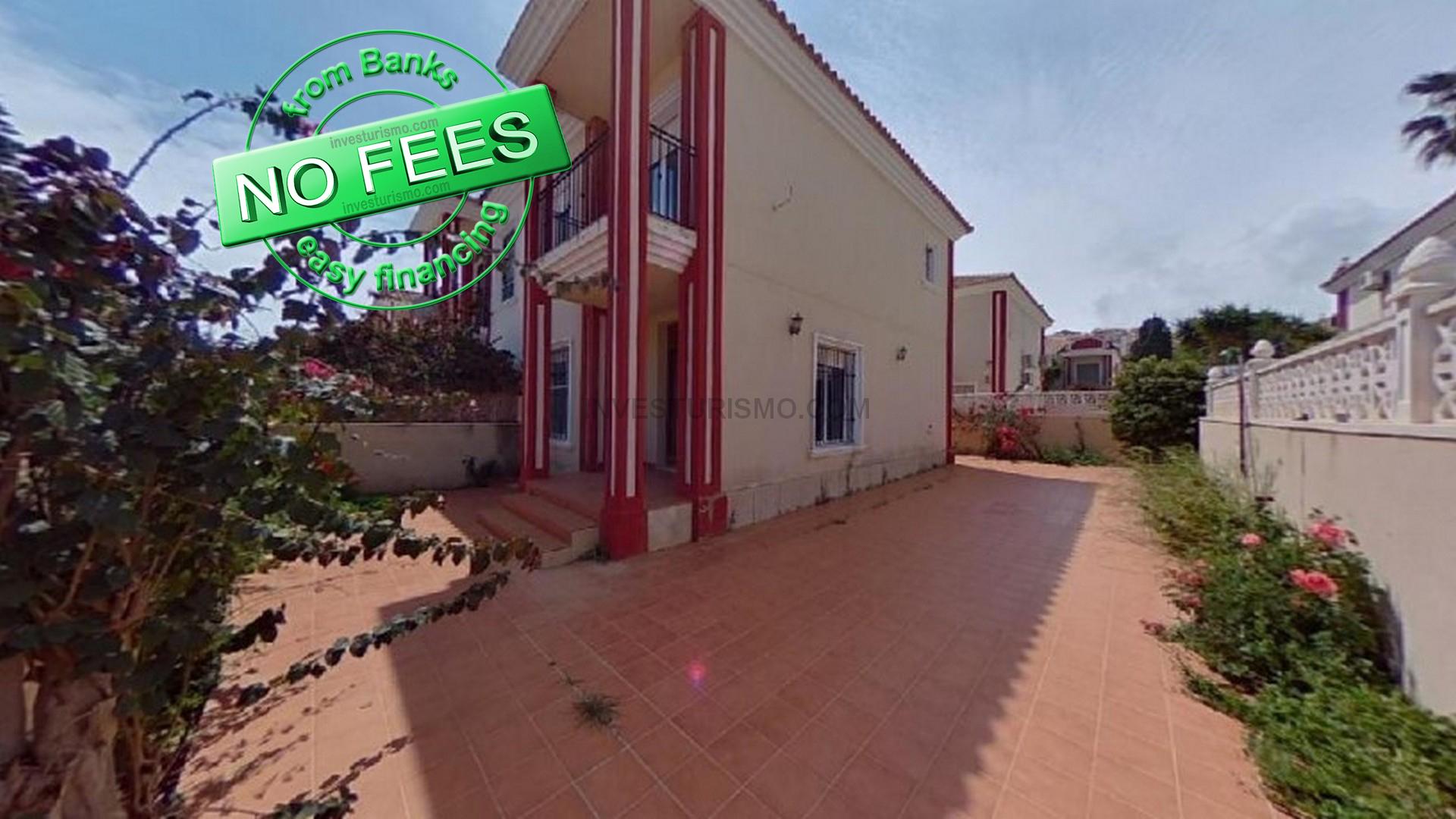 Chalet 1 bedrooms 1 bathrooms in Orihuela Costa